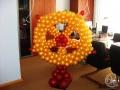 Штурвал з повітряних кульок