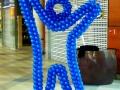 Фігури з повітряними кульками