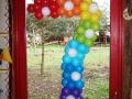 Цифри з повітряних кульок