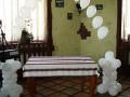 Арка з гелієвих кульок