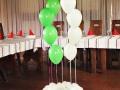 Кульки наповнені гелієм