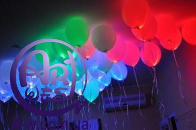 кульки що блимають