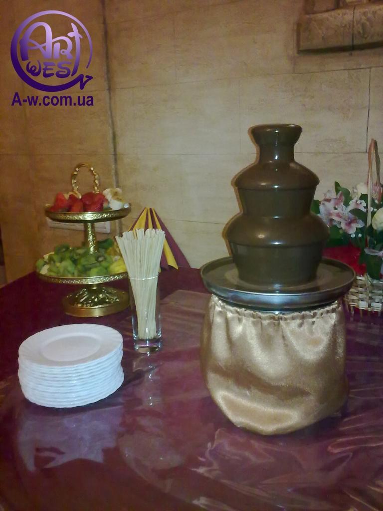 шоколадний фонтан купити